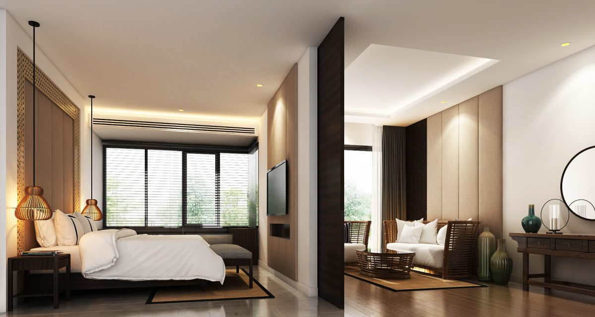 Hotel in Phuket, Thailand