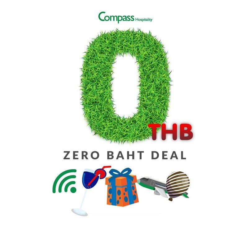 Hotel Deal: Zero Baht Deals