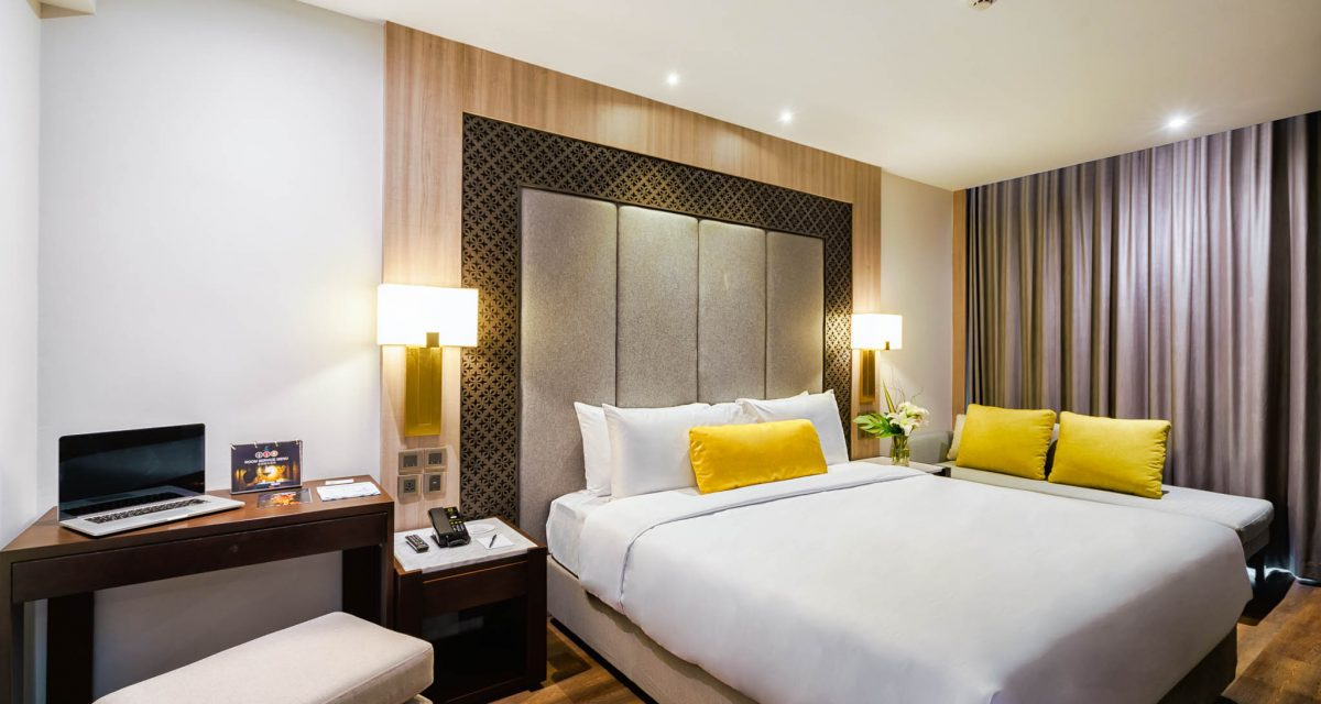 Phuket, 태국 Hotel: Compass SkyView Hotel Patong by Compass Hospitality