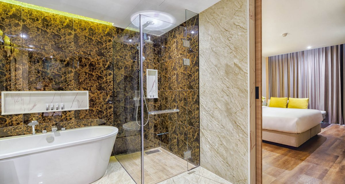 Phuket Hotel: Compass SkyView Hotel Patong by Compass Hospitality