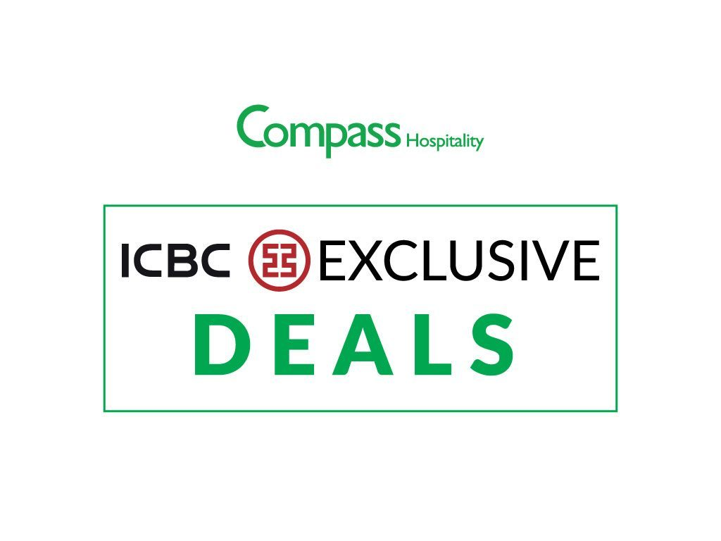 Hotel Deal: Compass Hospitality x ICBC