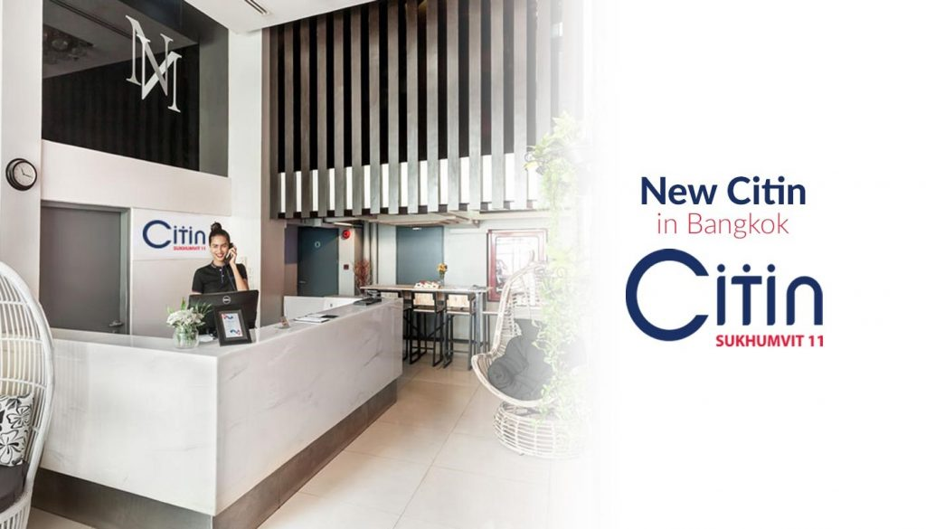 , Armoni 11 Rebrands as Citin Sukhumvit 11 After Extensive Refurbishment, Compass Hospitality