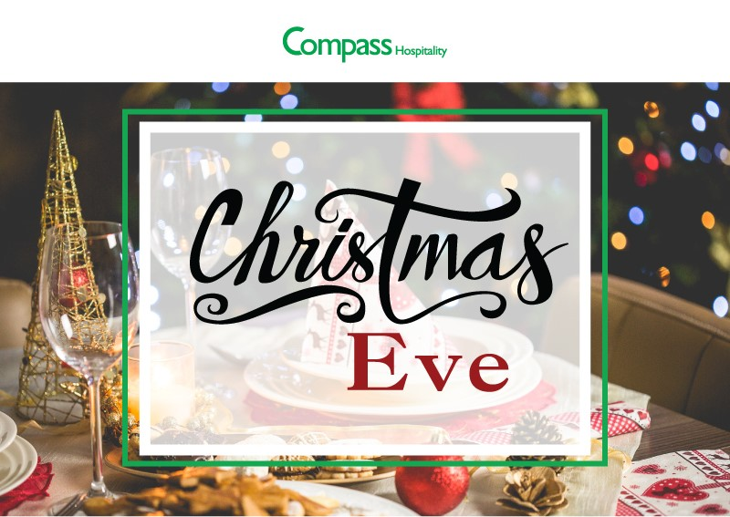 , Festive 2019, Compass Hospitality