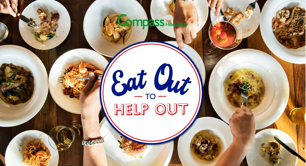 , Eat Out To Help Out, Compass Hospitality