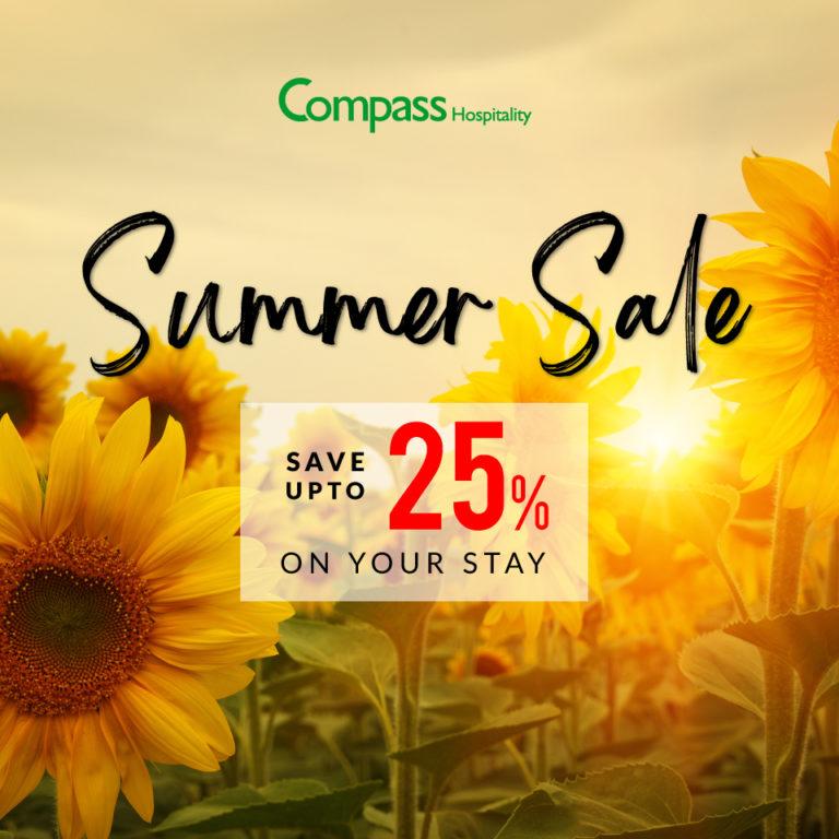 Hotel Deal: Summer Sale (UK Hotels)