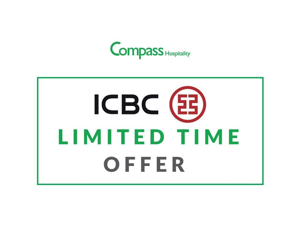Hotel Deal: Compass Hospitality x ICBC Limited Time Offer
